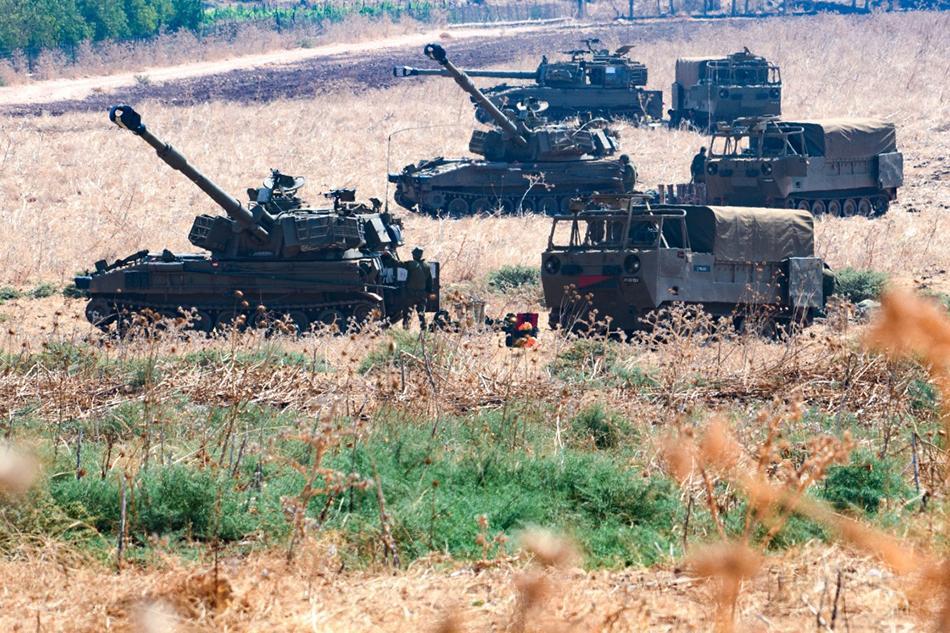 黎巴嫩真主党与以军互射炮弹,系2015年以来最激烈交火