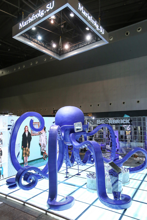 Marisfrolg.SU品牌形象新升级打造SUtopia未来生鲜市集