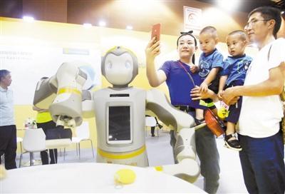 国产机器人蜕变突围 瞄准中高端市场