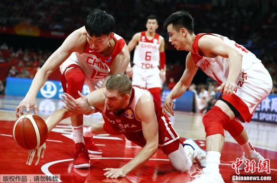 输给自己的中国男篮 能在生死局中战胜自己吗?