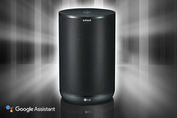 LG或在IFA 2019上发布新款智能扬声器