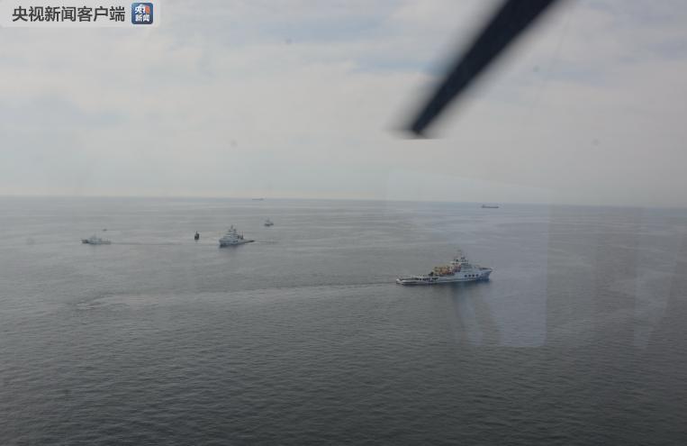 山东威海附近海域一渔船遇险 11人获救6人失踪