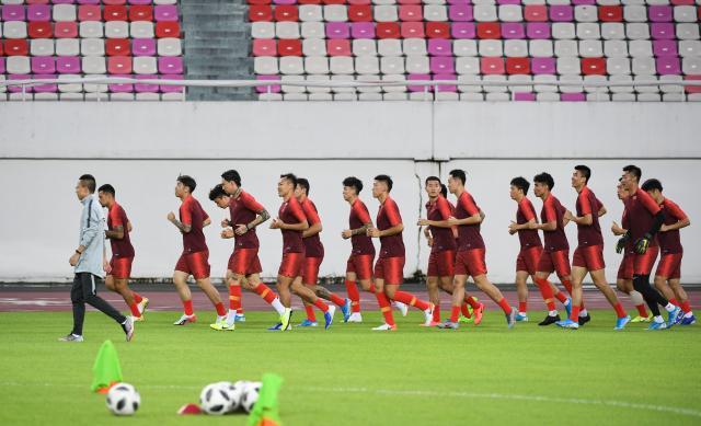 武磊:有信心打进世界杯 为国效力义不容辞