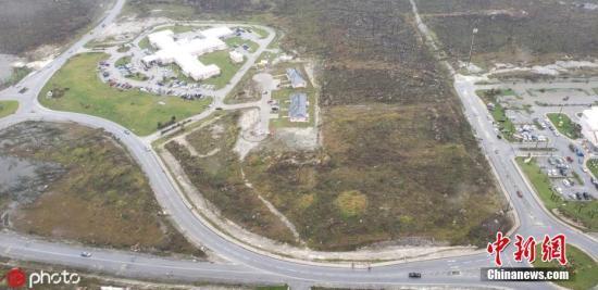"""飓风""""多里安""""肆虐巴哈马已致至少7死 正逼近美国"""