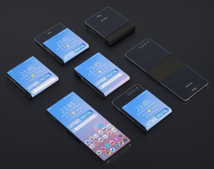 三星正开发一款具有经典外形的可折叠智能手机