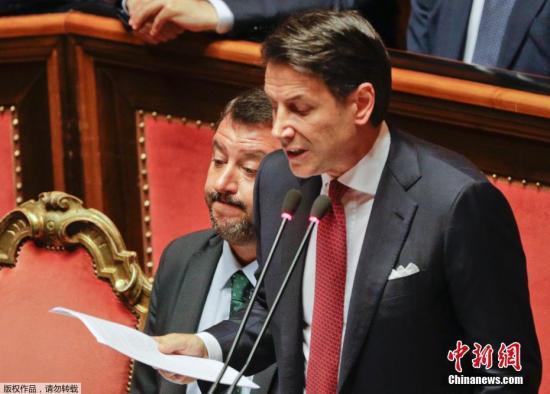 意大利五星运动党多数党员支持结盟 新政府成立在望