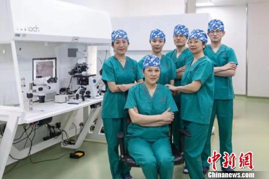 卵巢组织冷冻移植健康婴儿上海诞生