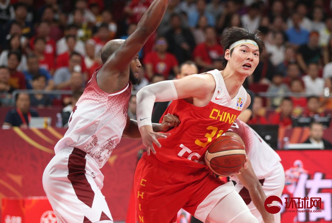 """中国男篮""""告别""""世界杯,还剩两场排位赛争取直通奥运"""