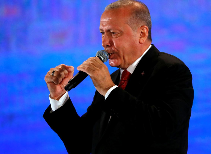 埃尔多安:土耳其被禁止拥有核武器是不可接受的