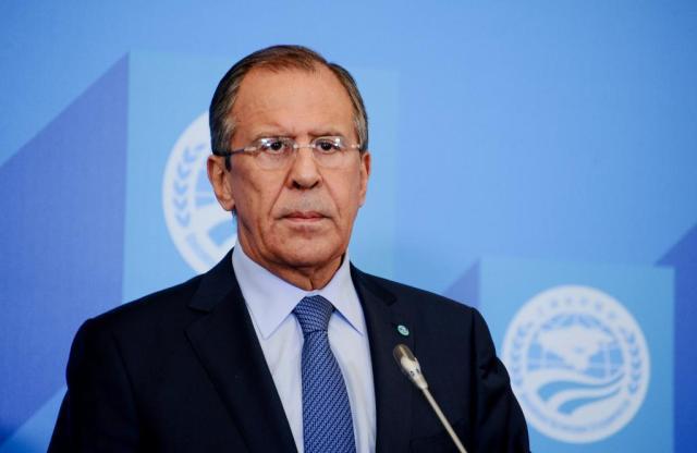 """俄外长:不应该称中国是俄罗斯的""""老大哥"""""""