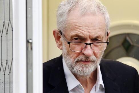 约翰逊想提前大选被否,英国反对党领袖:这提议就像邪恶女王给白雪公主的毒苹果