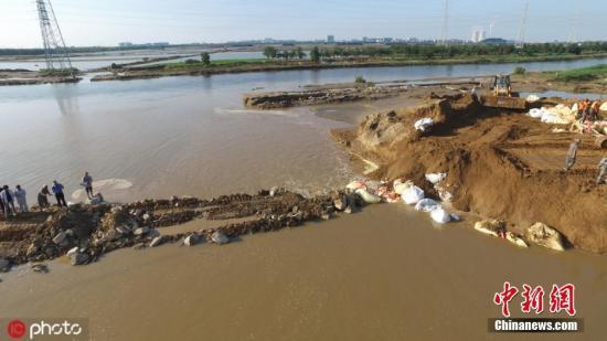 两部门下拨6.35亿元支持水利工程设施修复及抗旱供水
