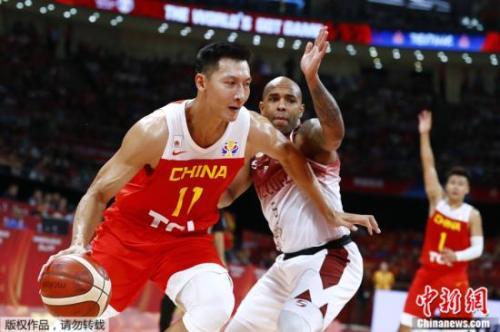综合消息:中国男篮无缘16强 亚非球队全军覆没