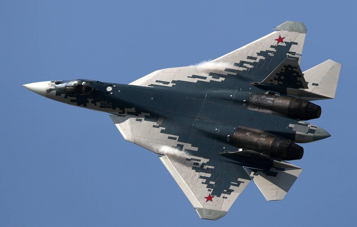 """苏57""""再战""""叙利亚 西方专家大呼威胁美军行动"""