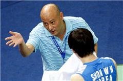 中国羽毛球首聘外教