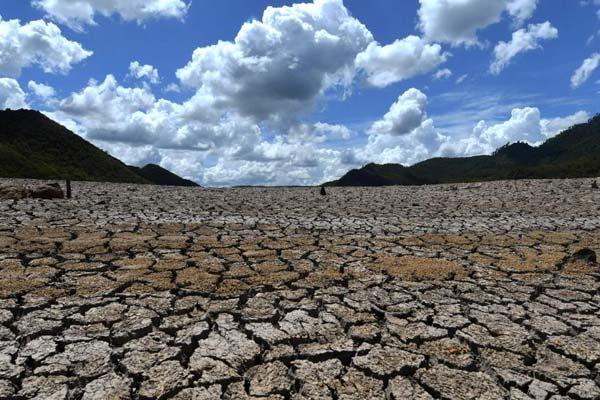 洪都拉斯遭遇干旱天气致饮用水源干涸