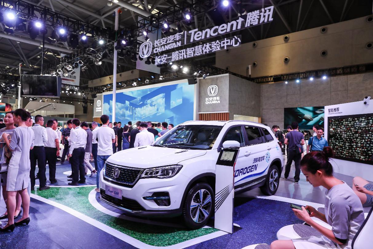 腾讯智慧4S店解决方案落地长安 开启数字化汽车消费新体验