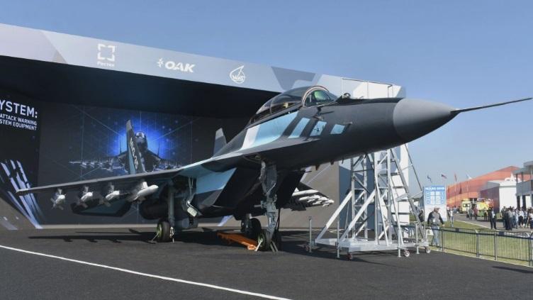"""马来西亚或""""以旧换新""""购买俄制米格35战斗机"""