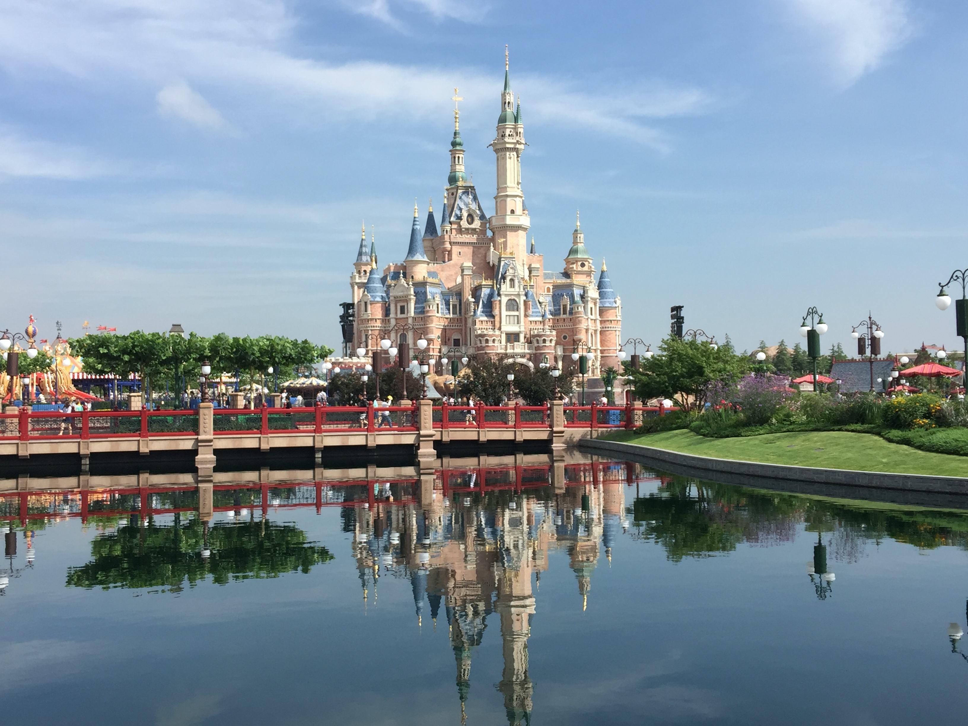 上海迪士尼乐园:游客将可以携带供自己食用的食品进入乐园
