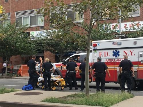 美媒:美国一华人女子被车撞 警方呼吁公众注意交通安全