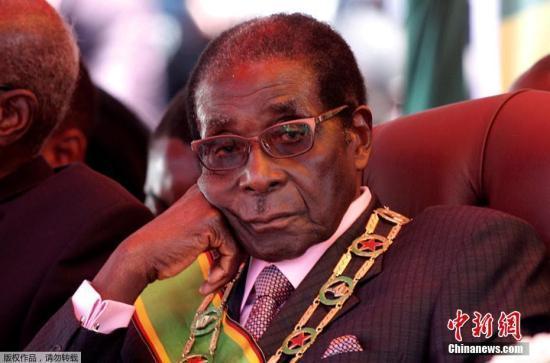 津巴布韦前总统穆加贝逝世 普京对逝者亲友致慰问