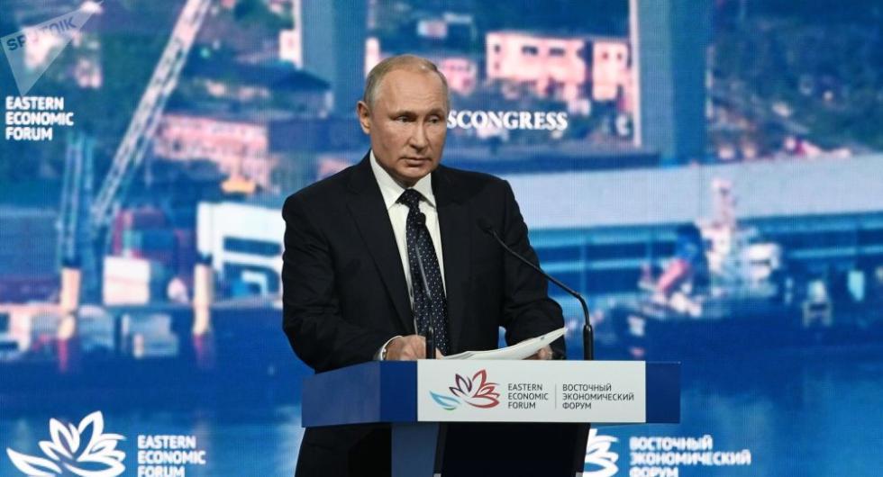 普京自曝曾建议美购买俄制高超音速武器 以使两国军力平衡