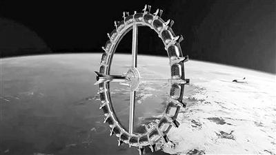 """""""太空酒店""""将于2025年投入运营?"""