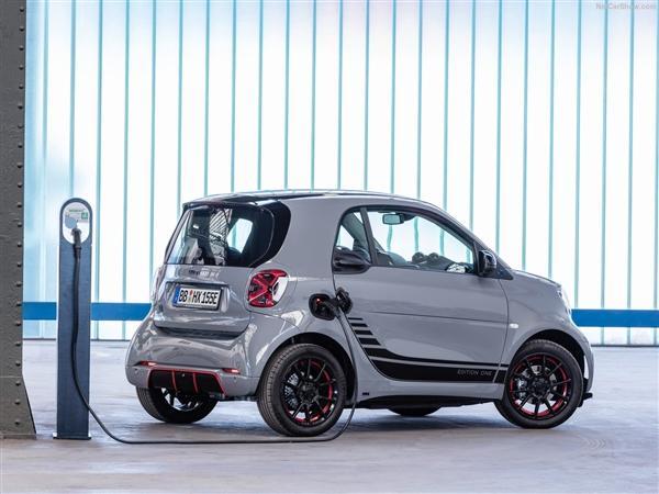 smart发布新款电动车 续航可达159km