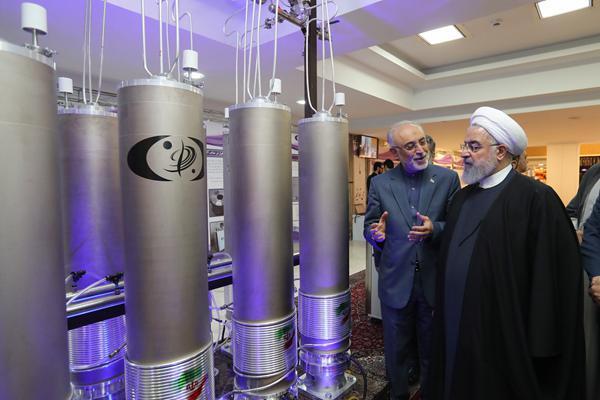 外媒称伊朗开启新型离心机 联合国人员仍能核查