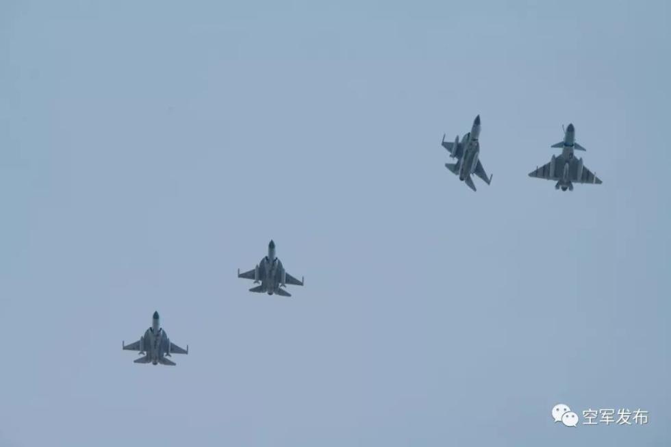 """中巴空军""""雄鹰-Ⅷ""""联合训练:首次实现全过程体系对抗!"""