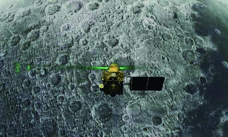 印度登月为何功亏一篑?反冲火箭设计极为关键