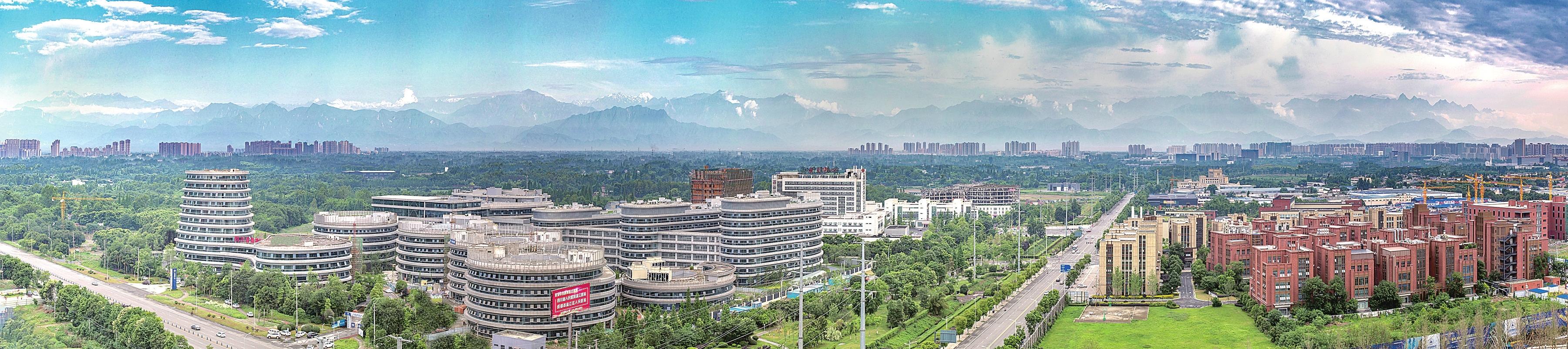 """成都温江:""""专医""""之城的产业棋局——城市产业发展规律和趋势观察"""
