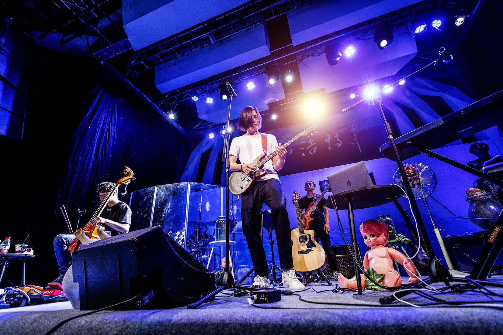 马文新专辑震撼首唱:超越年龄和时代的音乐审美