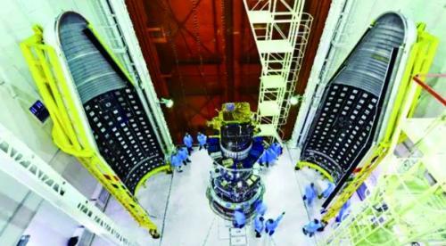 印度官员谈月船2号登月:虽出事故 但成功了95%
