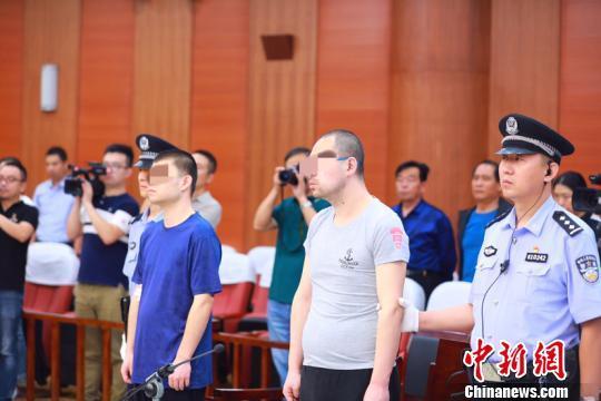 西安华清学府城绑架案一审宣判:两被告人分获死刑和无期徒刑
