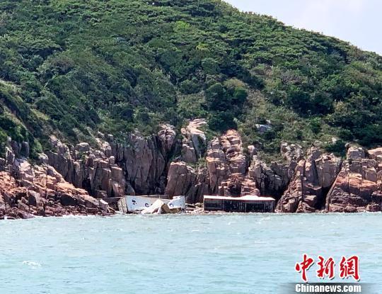 调查赚钱网站:百余个集装箱落海 浙江舟山海域已打捞18个