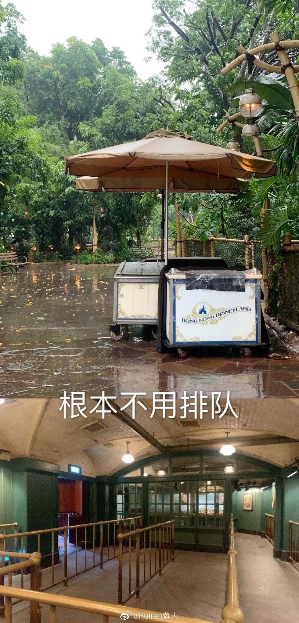 """炒外汇赚钱:旅客锐减240万 香港迪士尼、海洋公园惨变""""无人"""