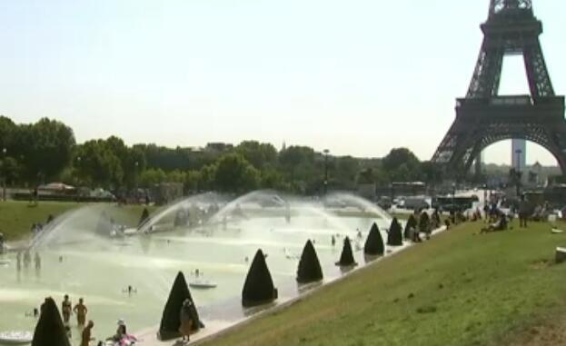法国夏季高温致近1500人死亡 半数为75岁以上老人