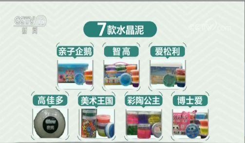 会中毒!17款软泥玩具中13款检出过量硼元素,这些品牌不合格