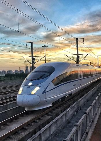 70年峥嵘岁月 中国高铁与共和国共成长