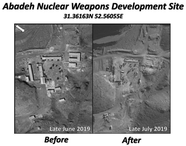 """以總理聲稱伊朗秘密研發核武器,伊外長懟:真有核武器的人在喊""""狼來了"""""""