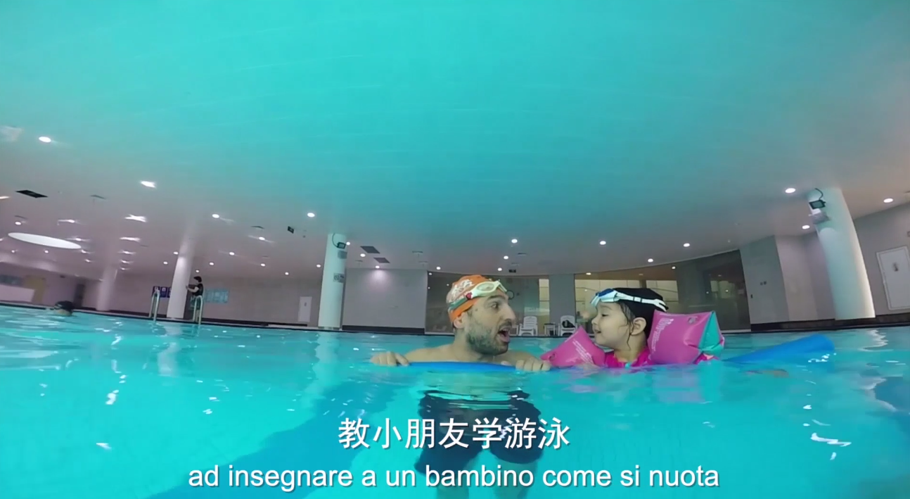 意大利健身教练:中国变得越来越有活力
