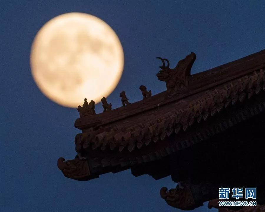 今年中秋,这个时候的月亮最圆!