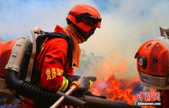 网络游戏赚钱:应急管理部发文 明确消防救援人员多项优待政策