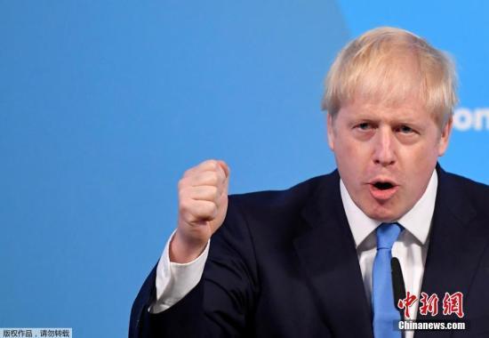约翰逊坚称不延后脱欧 英议会再度否决提前大选