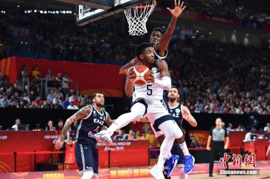 篮球世界杯8强战一触即发 美国塞尔维亚恐提前遭遇