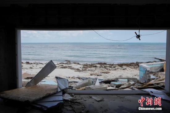 """忧巴哈马灾民""""鱼龙混杂"""" 特朗普要求提供证明文件"""