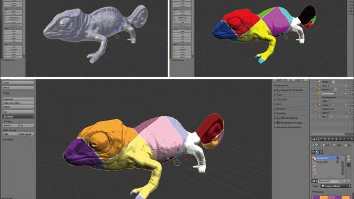MIT研发可重新编程油墨 使用光线改变颜色