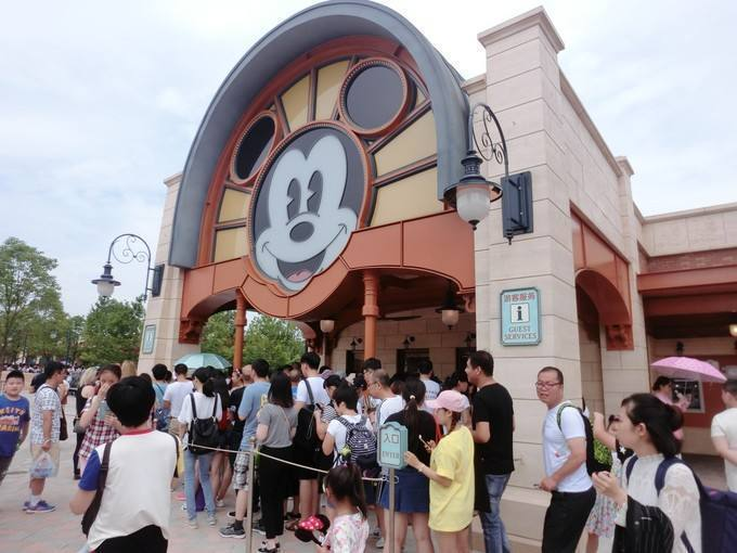 上海迪士尼食品携带细则出炉:禁带整个西瓜、榴莲等