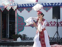 """北京世园会举行""""吉尔吉斯斯坦国家日""""活动"""